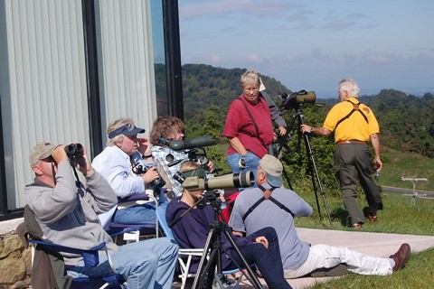 2009 Hawk watch crew