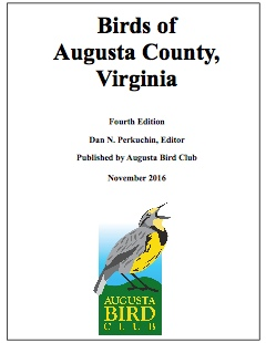 Birds of Augusta County book cover